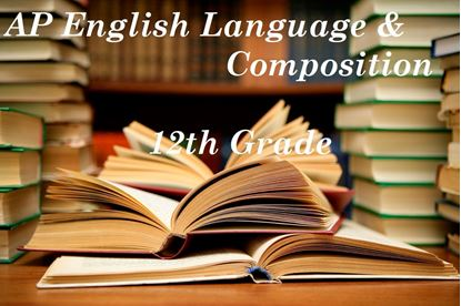 Picture of 2020 AP Eng 4 Language (12th Grade) (JFK)