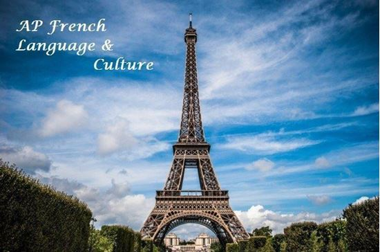 Picture of 2020 AP French Language (JFK)