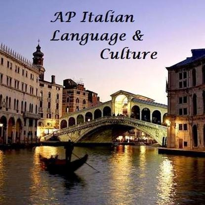Picture of 2020 AP Italian Language (JFK)